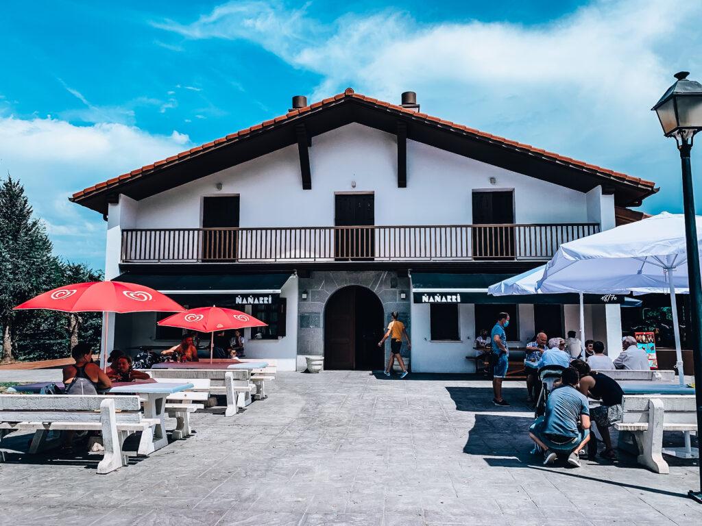 restaurante ñañarri