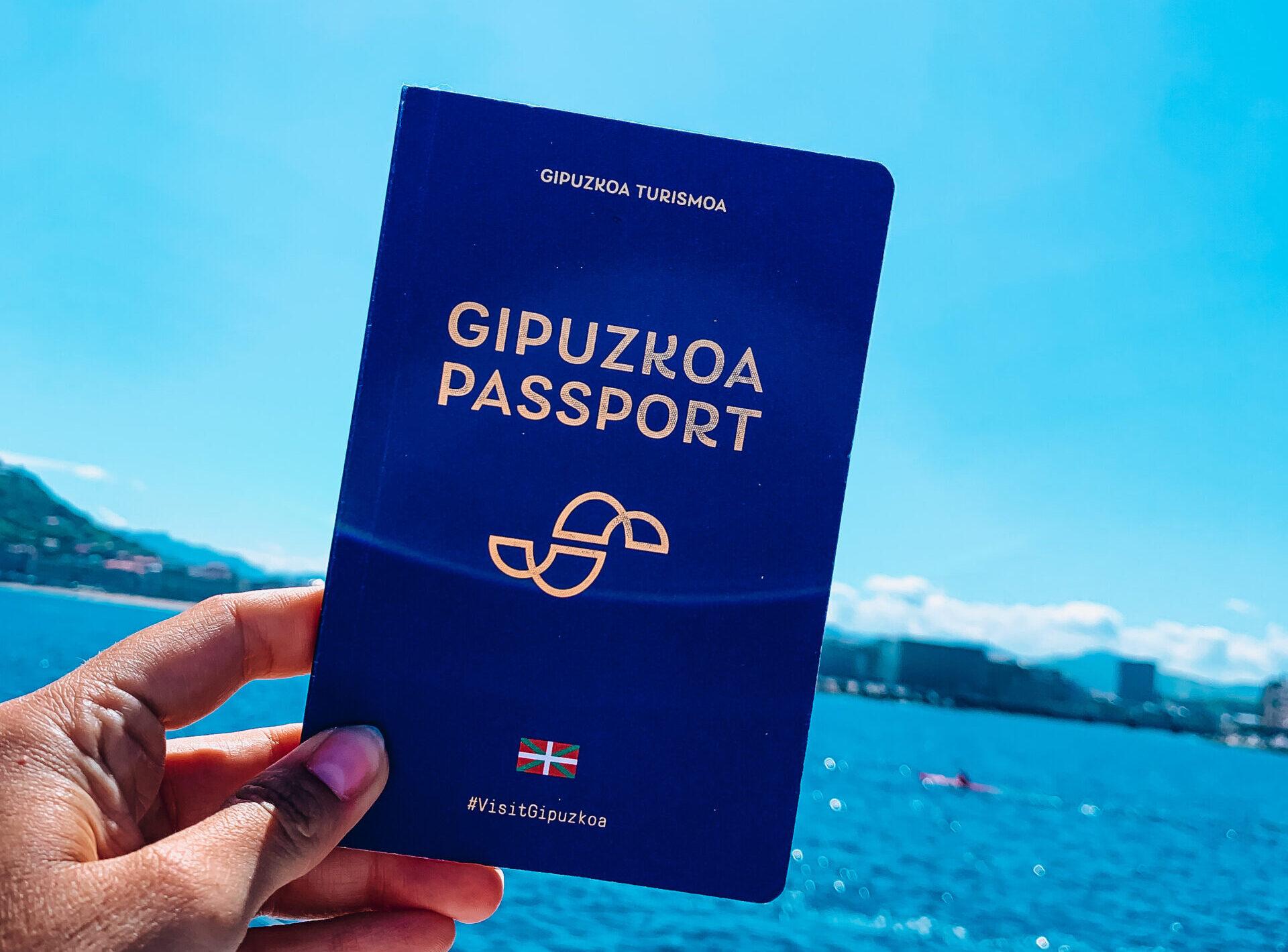 pasaporte gipuzkoa